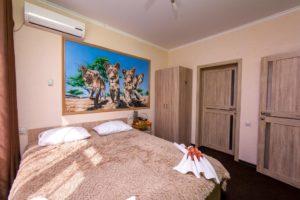 отель гостиница роспись