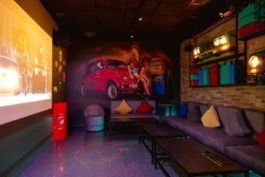 роспись гараж