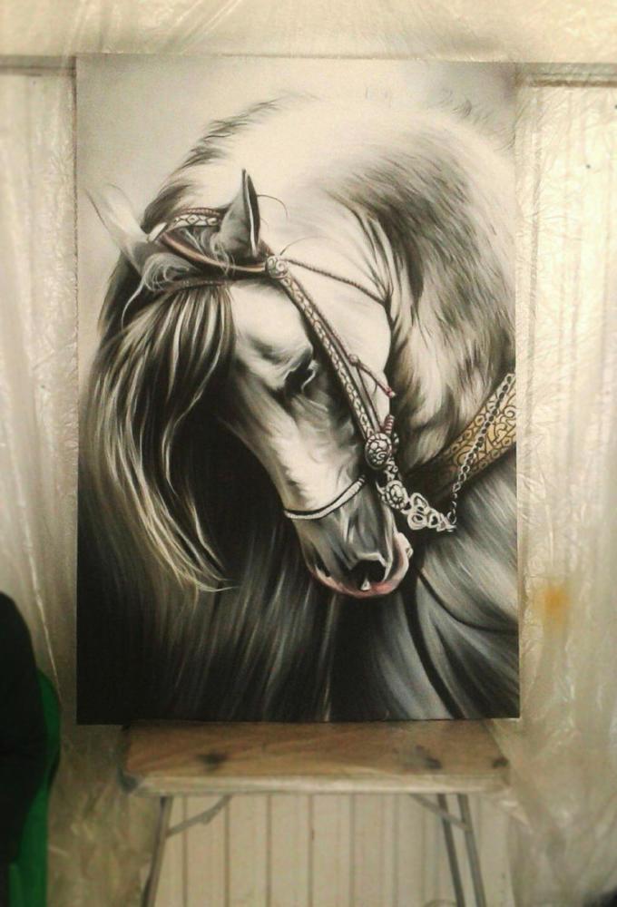 """Лошадь"", выставка Алтай-Строй, г. Барнаул"